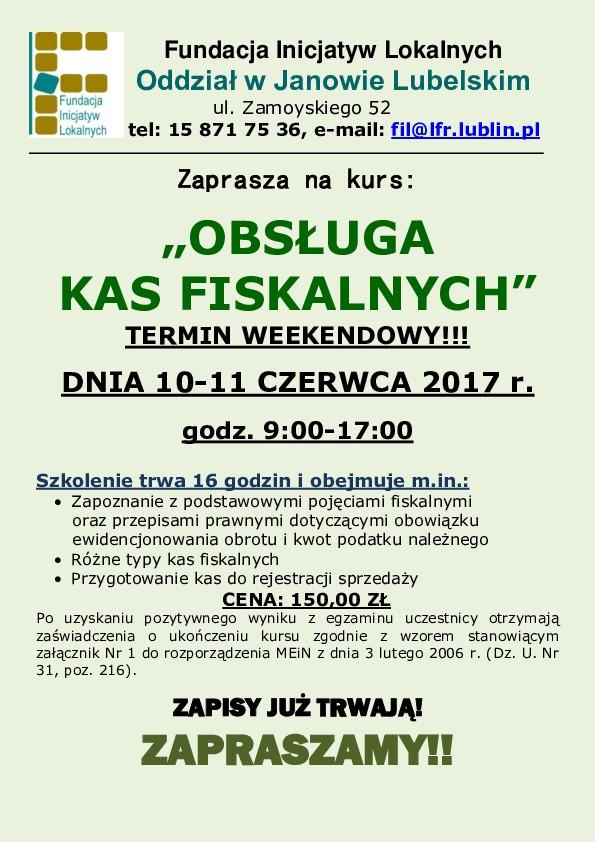 Plakat Kasy fiskalne-thumbnail